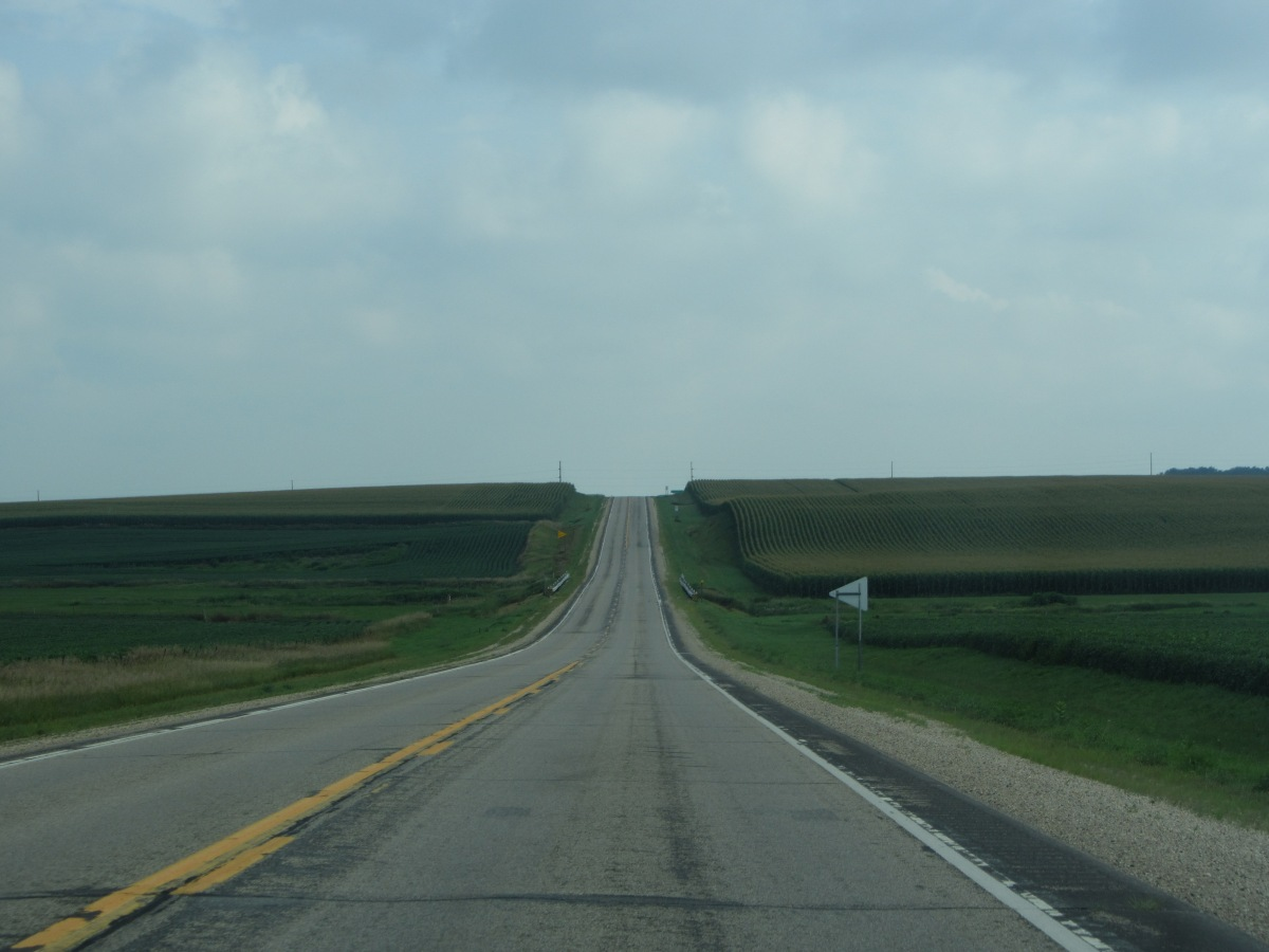 Transnational Movement, Part One: The Midwest is Flat
