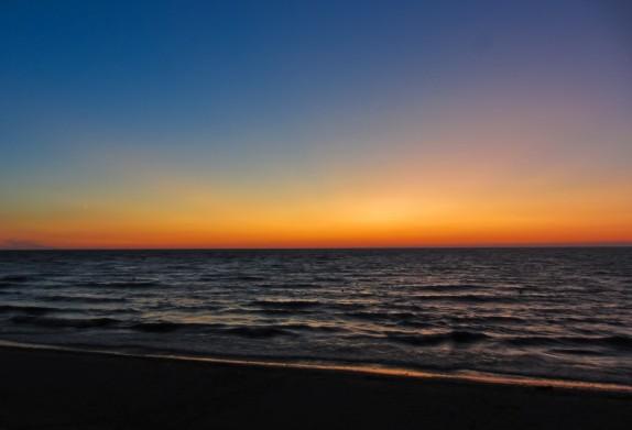 Lake Erie Dusk