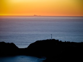 Point Bonita Radar Installation & Farallon Islands