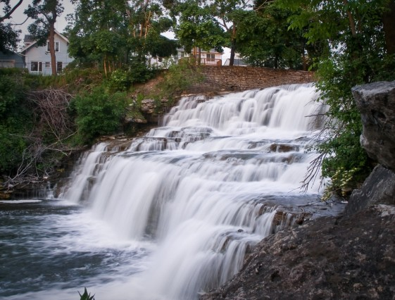 Glen Falls, Williamsville NY