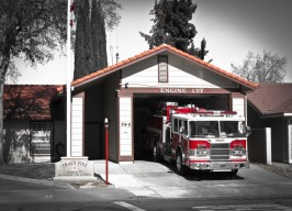 Tracy Fire