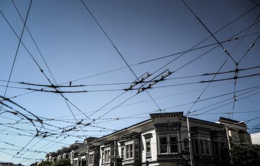 Muni Overhead Cables