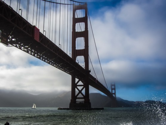 Golden Gate, Fort Point