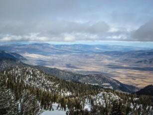 Nevada, from Heavenly Mountain