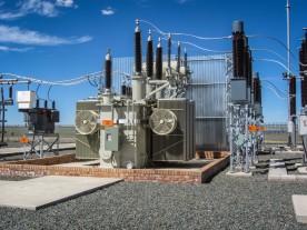 Generator Step-Up Transformer