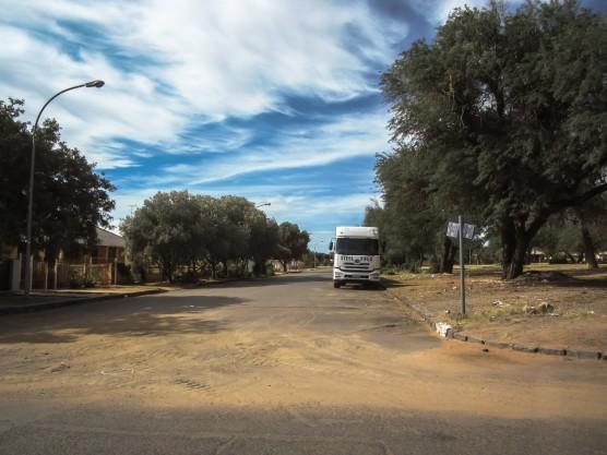Kimberley Streets