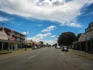 Boshof Streets
