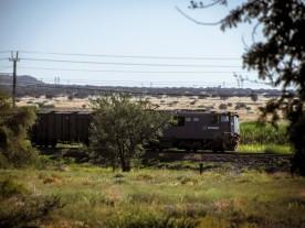 Spoornet Freight Train