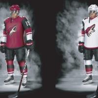 The Arizona Coyotes' New Uniforms