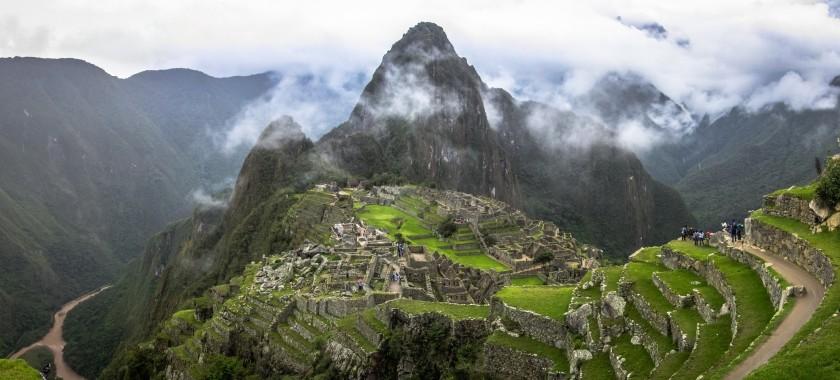 Machu Picchu Panorama I