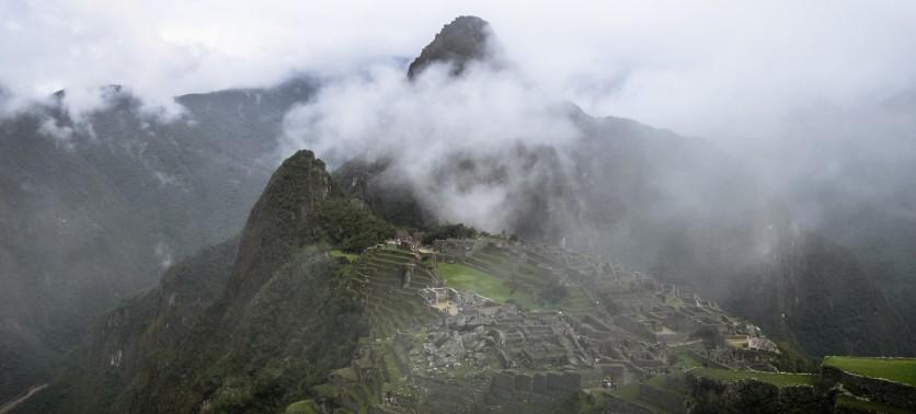 Machu Picchu Panorama II