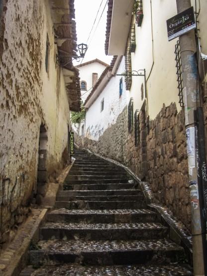 Alleys of Cusco