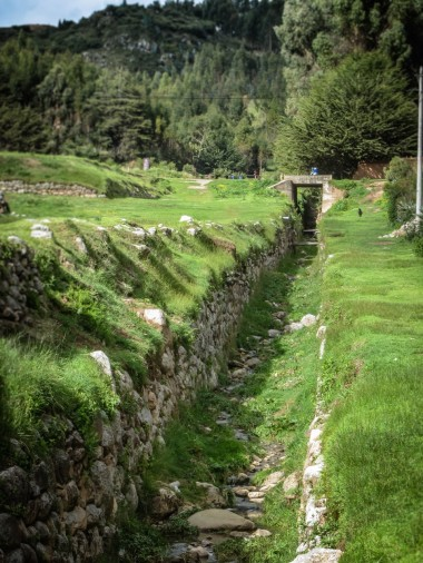 Ancient Irrigation Trench
