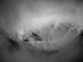 Snow Through the Clouds