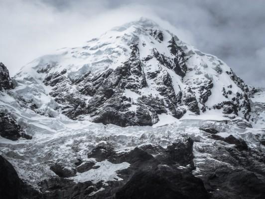 Nevado Verónica Peak