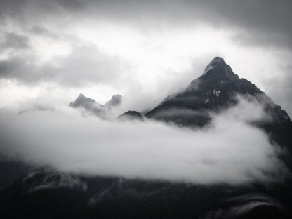 Mountains & Clouds