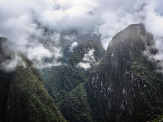 Mountains & Fog