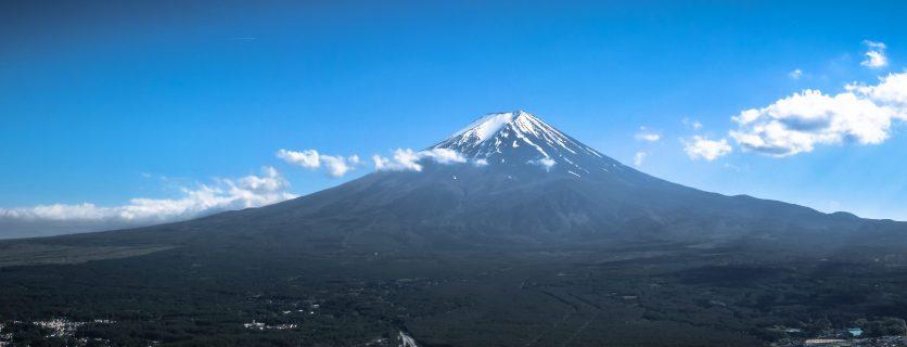 1000 Views of Mt. Fuji