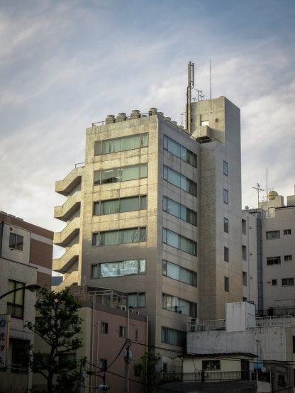 Urban Tokyo Architecture