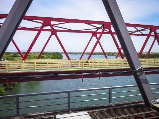 Bridge Over the Nagara River