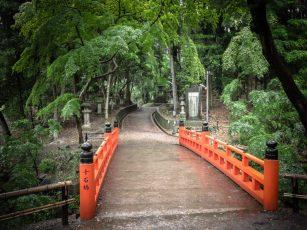 Fushimi Inari Taisha, Bridge