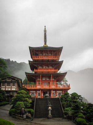Sanjūdō Pagoda