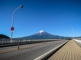 Fuji from the Bridge