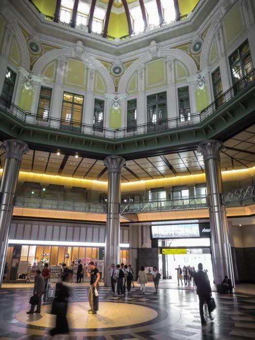 Tokyo Station Marunouchi Entrance