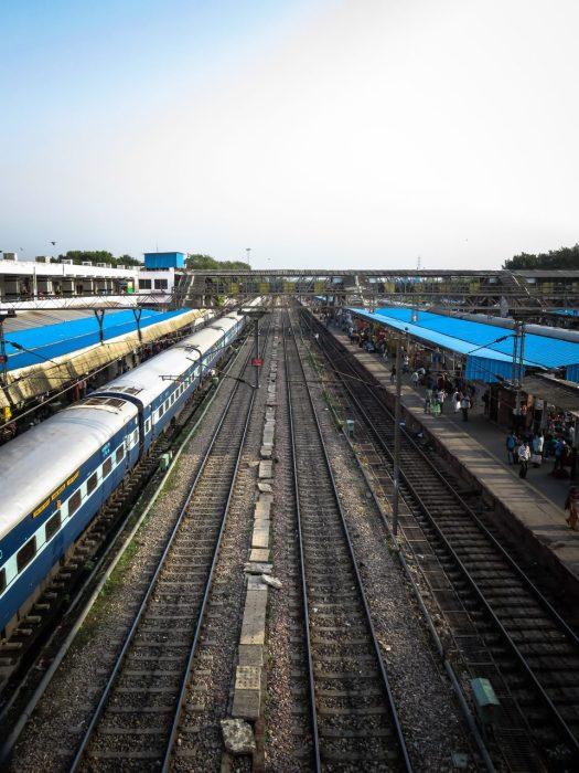 Hazrat Nizamuddin Station