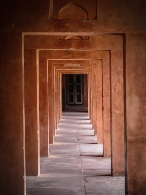 Stone Corridor