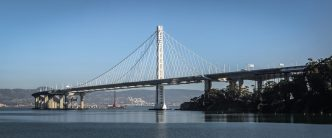 Eastern Bay Bridge, 2016 View