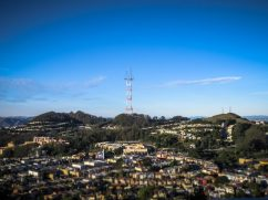 Sutro Tower from Mt. Davidson