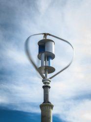Vertical-Axis Wind Turbine