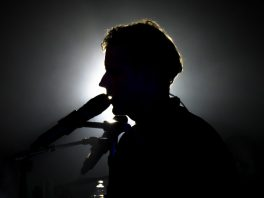 Andrew McMahon in Silhouette