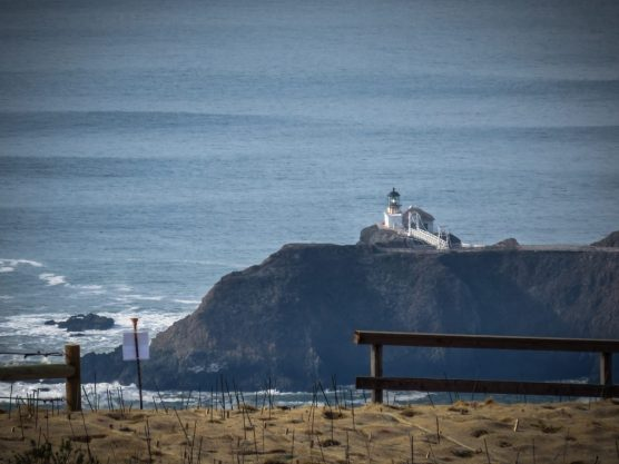 Point Bonita, from Afar