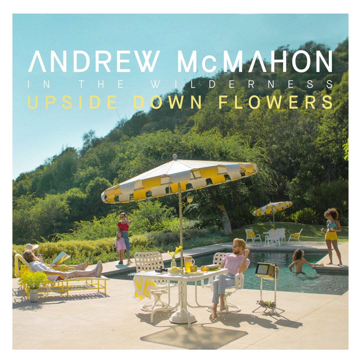 Aural Impressions: Andrew McMahon In The Wilderness, Upside Down Flowers