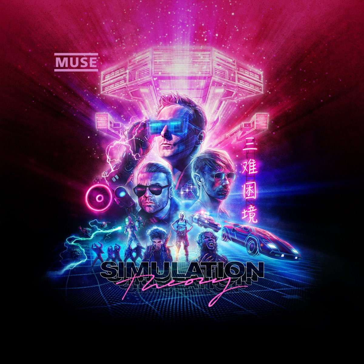 Aural Impressions: Muse, Simulation Theory